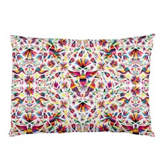 Otomi Vector Patterns On Behance Pillow Case (two Sides)