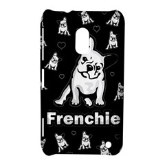 Frenchie Nokia Lumia 620 by Valentinaart