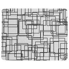 Structure Pattern Network Jigsaw Puzzle Photo Stand (rectangular) by Nexatart