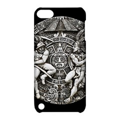 Pattern Motif Decor Apple Ipod Touch 5 Hardshell Case With Stand by Nexatart