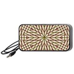 Kaleidoscope Online Triangle Portable Speaker (Black)