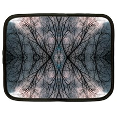 Storm Nature Clouds Landscape Tree Netbook Case (XXL)  by Nexatart