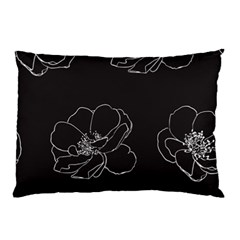 Rose Wild Seamless Pattern Flower Pillow Case (two Sides) by Nexatart