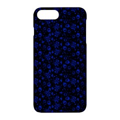 Roses pattern Apple iPhone 7 Plus Hardshell Case by Valentinaart
