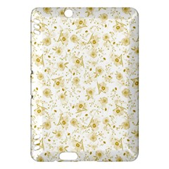 Floral pattern Kindle Fire HDX Hardshell Case by ValentinaDesign