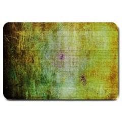 Grunge texture               Large Doormat