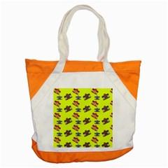 Camera pattern                Accent Tote Bag