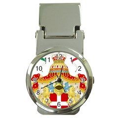 Coat of Arms of The Kingdom of Italy Money Clip Watches