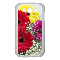 Flowers Gerbera Floral Spring Samsung Galaxy Grand Duos I9082 Case (white) by Nexatart