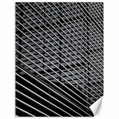 Abstract Architecture Pattern Canvas 12  X 16   by Nexatart