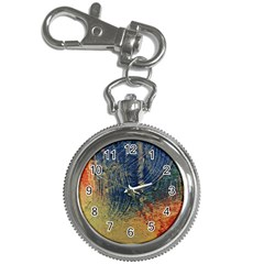 3 Colors Paint                    Key Chain Watch by LalyLauraFLM