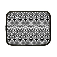 Aztec Design  Pattern Netbook Case (small)  by BangZart