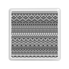 Aztec Pattern Design Memory Card Reader (square)  by BangZart