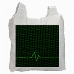 01 Numbers Recycle Bag (one Side) by BangZart