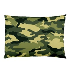 Camouflage Camo Pattern Pillow Case (two Sides)
