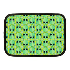 Alien Pattern Netbook Case (medium)  by BangZart