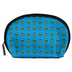 Alien Pattern Accessory Pouches (large)  by BangZart