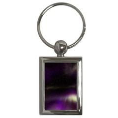 The Northern Lights Nature Key Chains (rectangle)  by BangZart