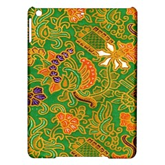 Art Batik The Traditional Fabric Ipad Air Hardshell Cases by BangZart