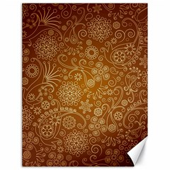 Batik Art Pattern Canvas 18  X 24   by BangZart