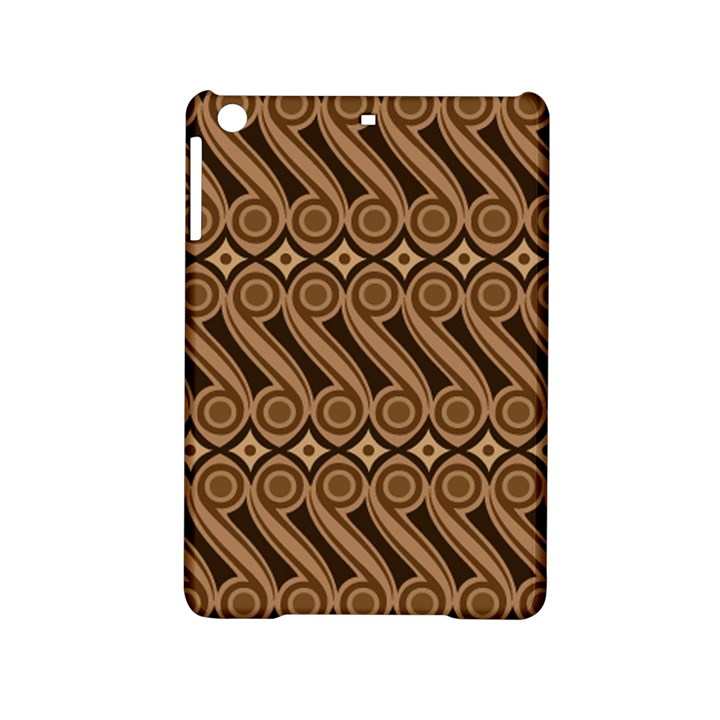 Batik The Traditional Fabric iPad Mini 2 Hardshell Cases