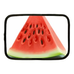 Piece Of Watermelon Netbook Case (medium)  by BangZart