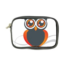 Owl Logo Coin Purse by BangZart