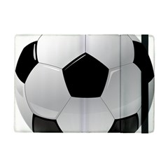 Soccer Ball Ipad Mini 2 Flip Cases by BangZart