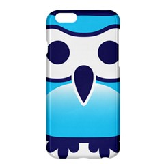 Owl Logo Clip Art Apple Iphone 6 Plus/6s Plus Hardshell Case by BangZart