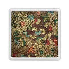 Traditional Batik Art Pattern Memory Card Reader (square)