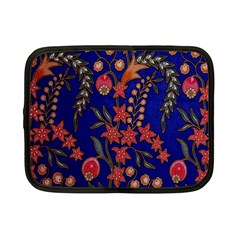 Texture Batik Fabric Netbook Case (small)  by BangZart