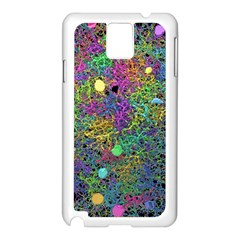 Starbursts Biploar Spring Colors Nature Samsung Galaxy Note 3 N9005 Case (white)