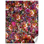 Psychedelic Flower Canvas 18  x 24   24 x18 Canvas - 1