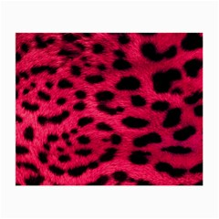 Leopard Skin Small Glasses Cloth by BangZart