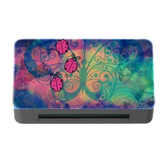 Background Colorful Bugs Memory Card Reader With Cf by BangZart