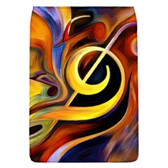 Art Oil Picture Music Nota Flap Covers (l)  by BangZart