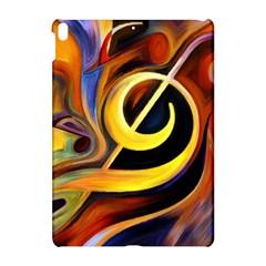 Art Oil Picture Music Nota Apple Ipad Pro 10 5   Hardshell Case