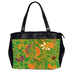 Art Batik The Traditional Fabric Office Handbags (2 Sides)  by BangZart