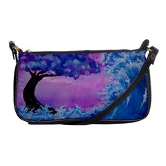 Rising To Touch You Shoulder Clutch Bags by Dimkad