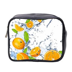 Fruits Water Vegetables Food Mini Toiletries Bag 2 Side by BangZart
