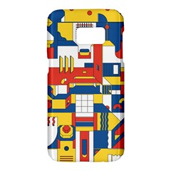 Hide And Seek Samsung Galaxy S7 Hardshell Case  by BangZart