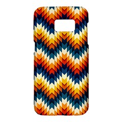 The Amazing Pattern Library Samsung Galaxy S7 Hardshell Case  by BangZart