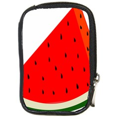 Fruit Harvest Slice Summer Compact Camera Cases by Nexatart