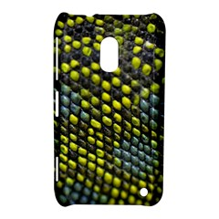 Lizard Animal Skin Nokia Lumia 620 by BangZart