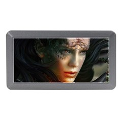 Digital Fantasy Girl Art Memory Card Reader (mini) by BangZart