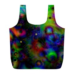 Full Colors Full Print Recycle Bags (l)  by BangZart