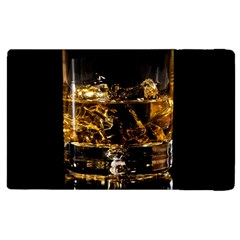 Drink Good Whiskey Apple Ipad 2 Flip Case by BangZart