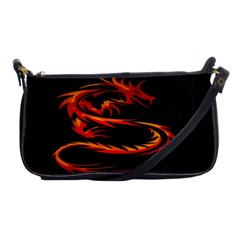 Dragon Shoulder Clutch Bags by BangZart