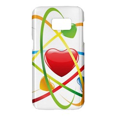 Love Samsung Galaxy S7 Hardshell Case  by BangZart