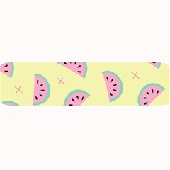 Watermelon Wallpapers  Creative Illustration And Patterns Large Bar Mats by BangZart